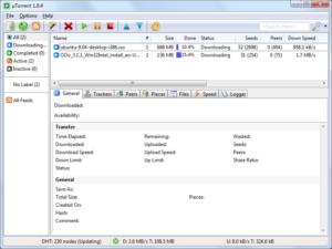 Преимущества программы Utorrent portable